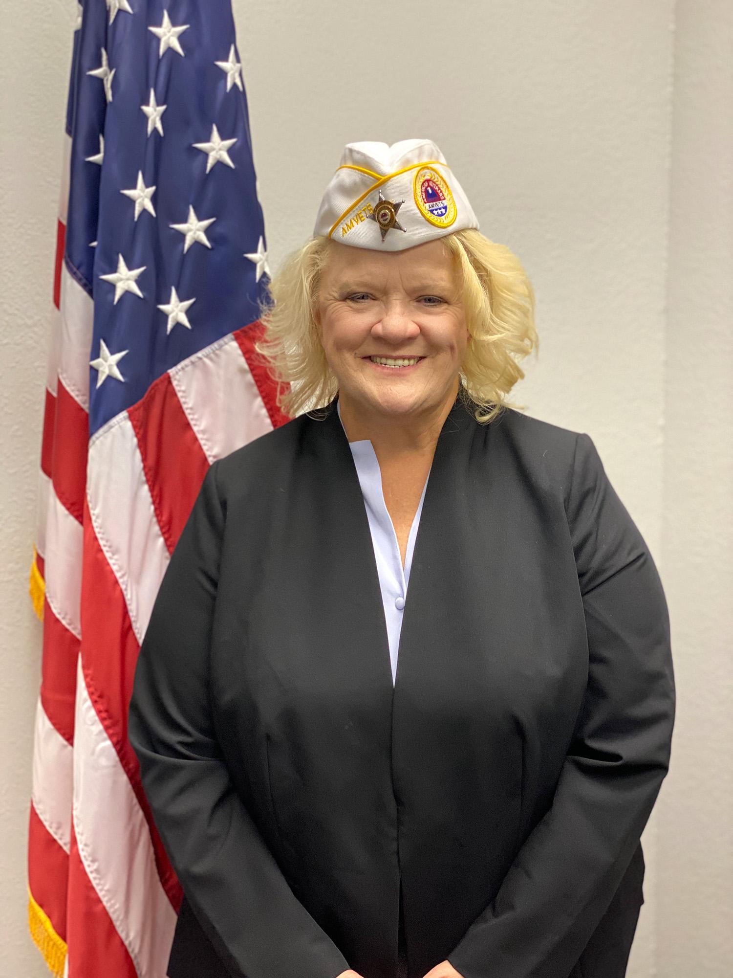 Beverly Grabel Officer at Large B