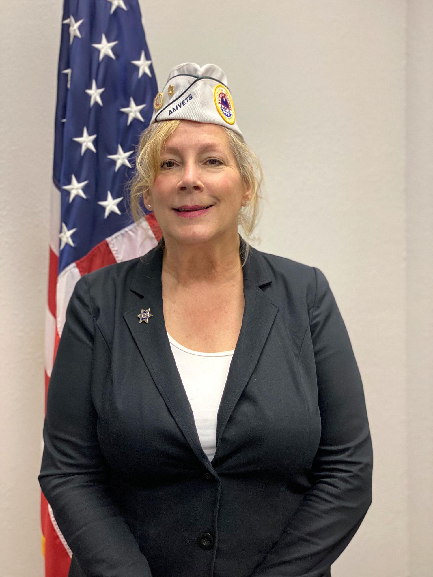 Lorraine Justin 3rd Vice Commander