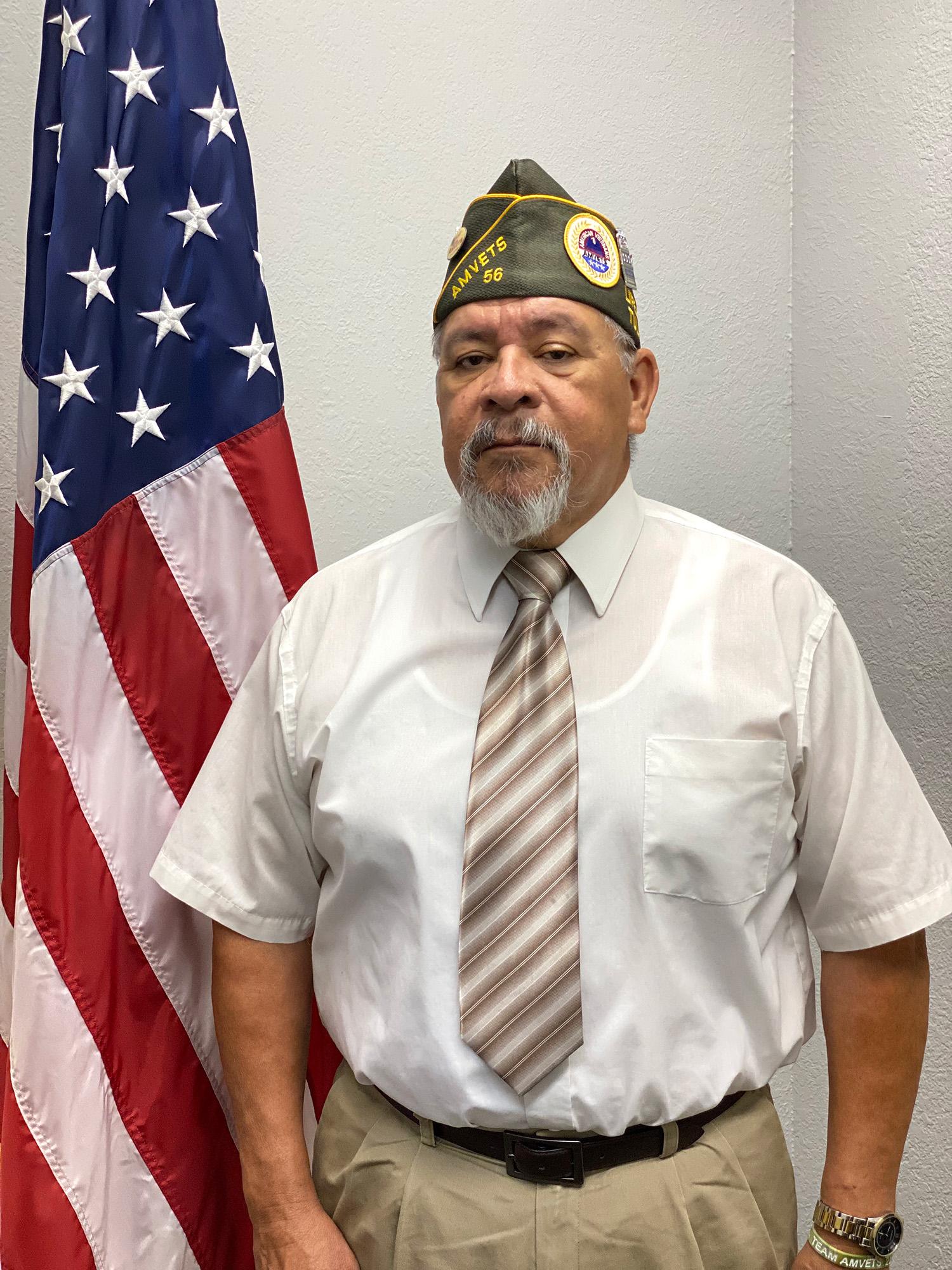 Michael Garcia Provost Marshal